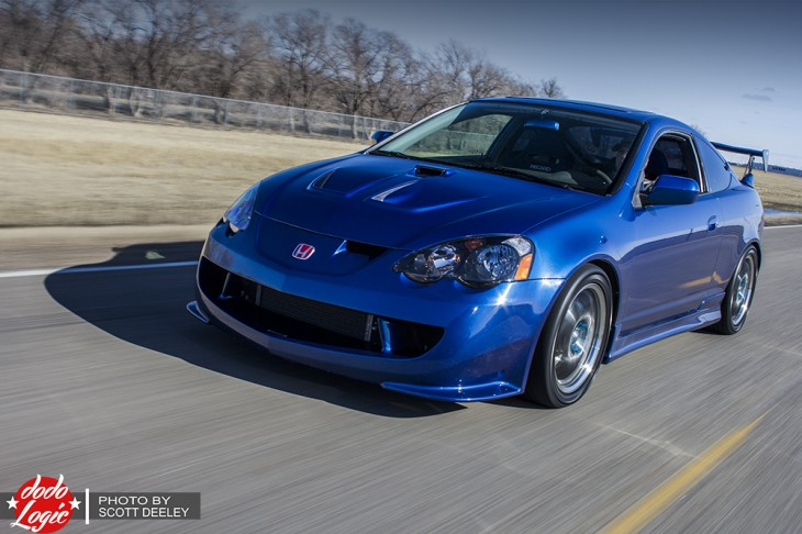 Local Ride: Brennen's Supercharged Mugen RSX