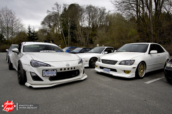 RevScene: Spring Meet at Vancouver's Spanish Banks