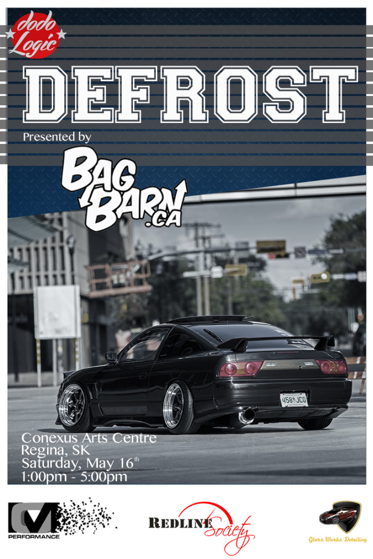 DODOlogic's Defrost 2015 presented by Bag Barn