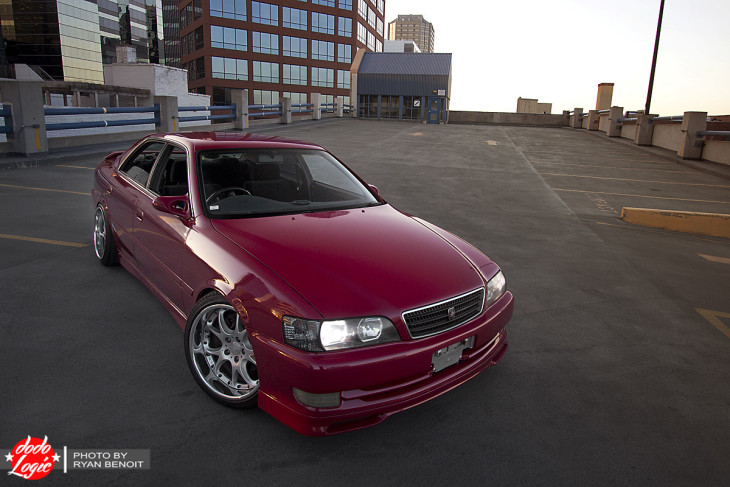 A tale of change and a Street Junkee's JZX100