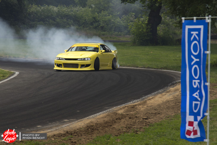A Renaissance in Drifting at Final Bout SSW